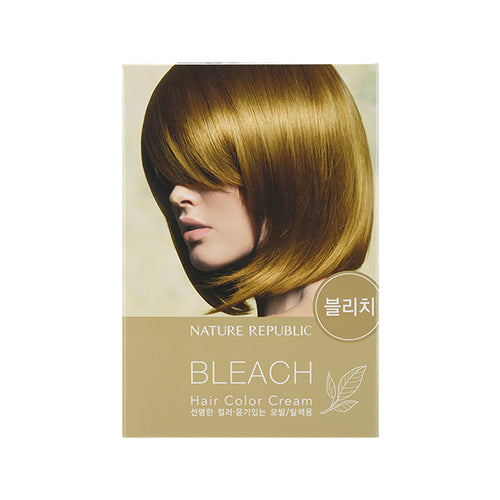 HAIR&NATURE HAIR COLOR CREAM BLEACH