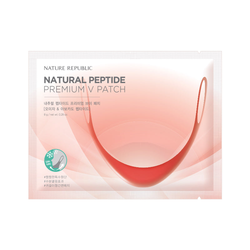 NATURAL PEPTIDE PREMIUM V PATCH