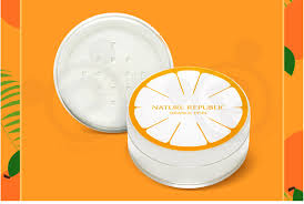 BOTANICAL ORANGE PORE POWDER