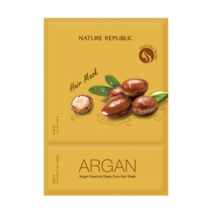 ARGAN ESSENTIAL DEEP CARE HAIR MASK  FOR 3