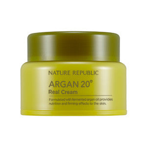 ARGAN 20° REAL CREAM