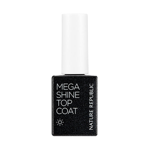 SUNNY GEL NAIL MEGA SHINE TOP COAT