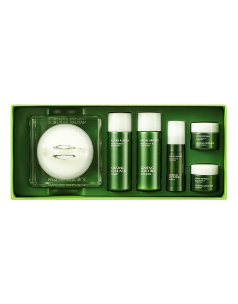 GINSENG GOLD SILK EYE CREAM SPECIAL SET