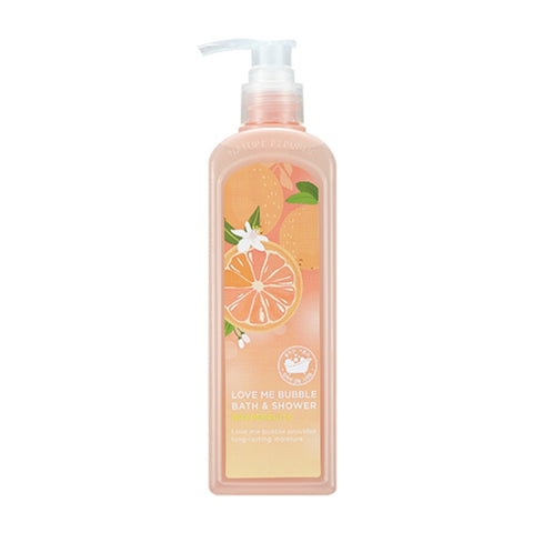 (NEW) LOVE ME BUBBLE BATH & SHOWER GEL-GRAPEFRUITS