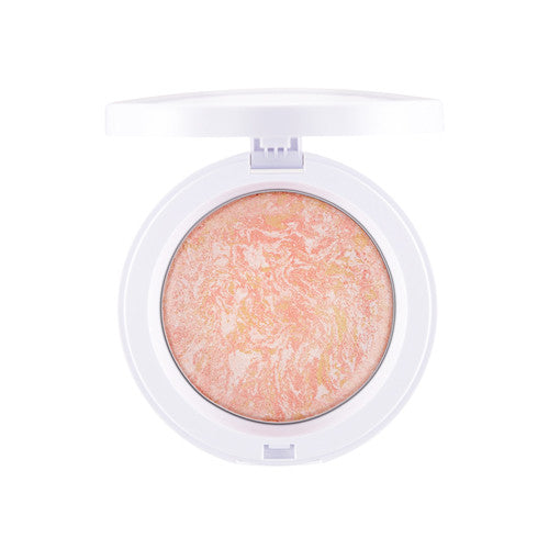PROVENCE MARBLE HIGHLIGHTER 01 BLOOM PEACH