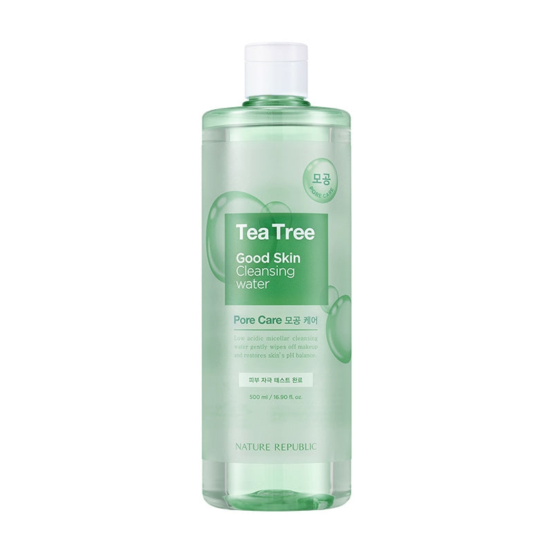 GOOD SKIN TEA TREE AMPOULE CLEANSING WATER