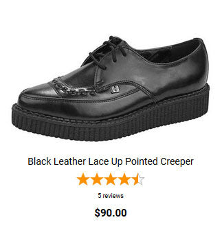 POINTED CREEPERS