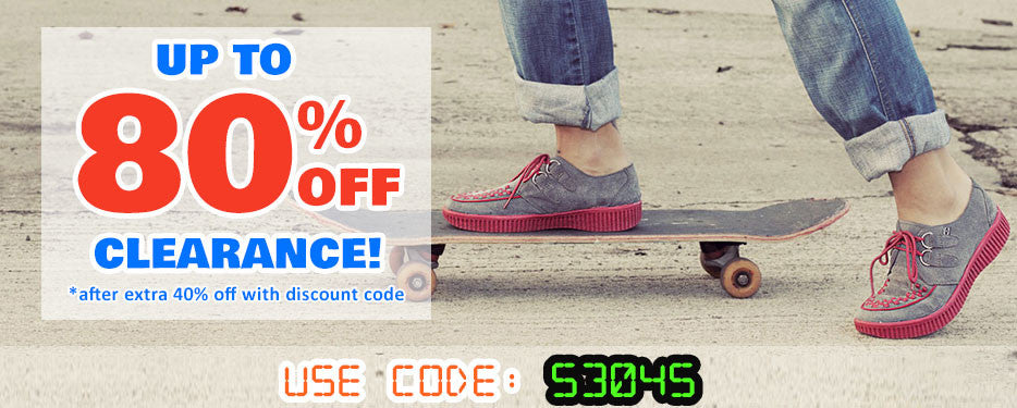 Extra 40% off Womens Clearance Sneakers