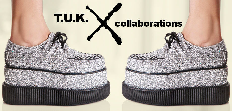 T.U.K. COLLABORATIONS