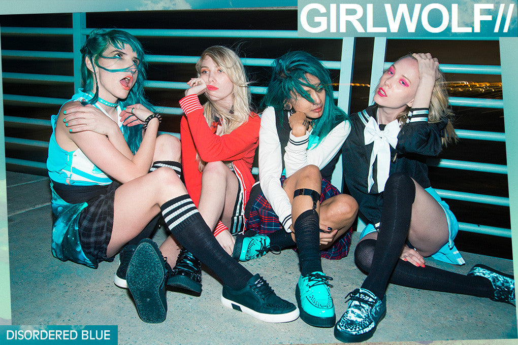 GIRLWOLF LOOKBOOK