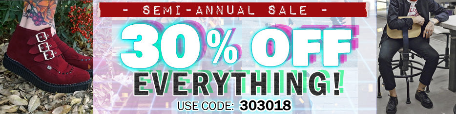 30% OFF EVERYTHING SALE