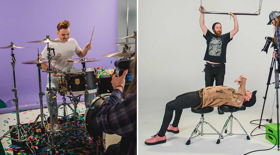 Issues BTS for Home Soon ft. Joshua & Tyler