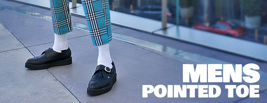 MENS POINTED