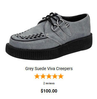 GREY CREEPERS