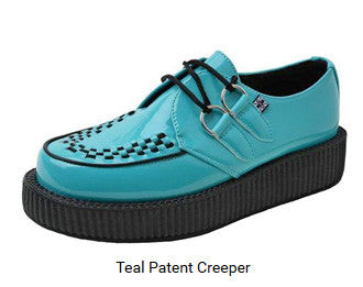 TEAL CREEPER