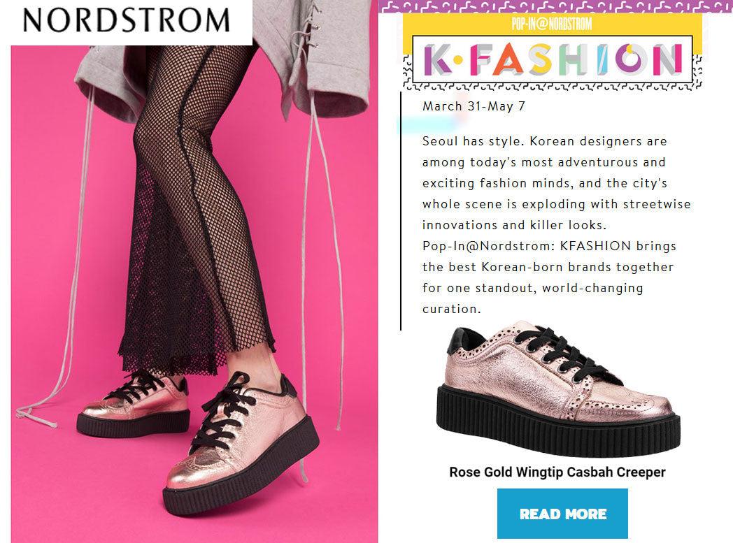 nordstrom - casbah creepers
