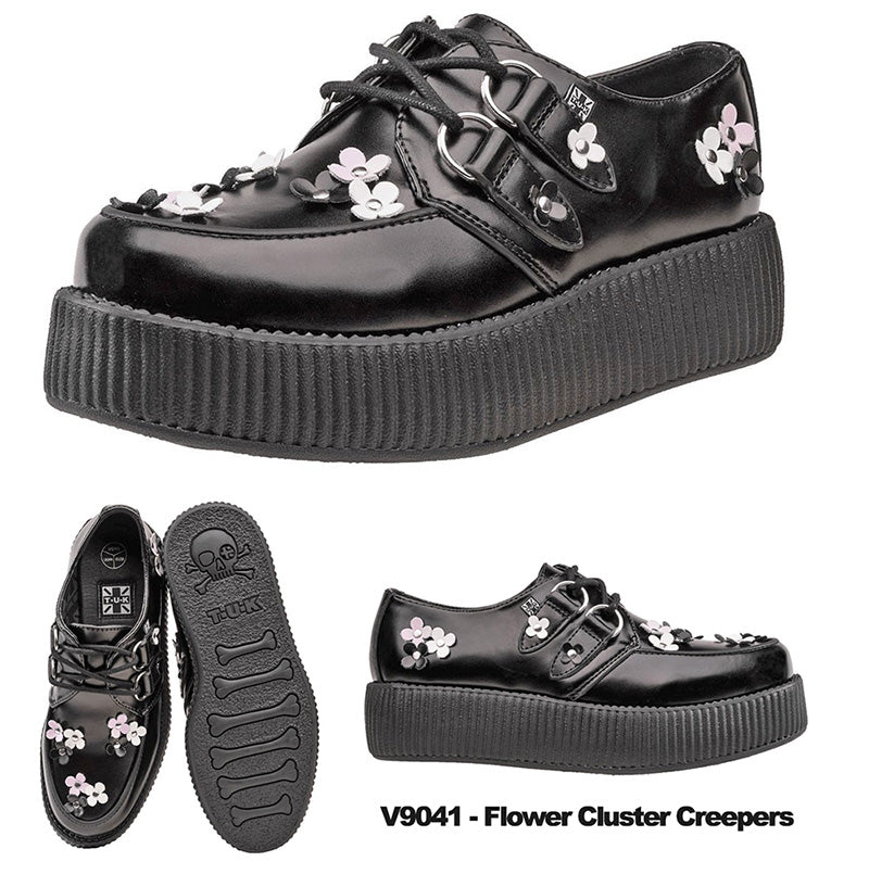 Flower Cluster Creepers