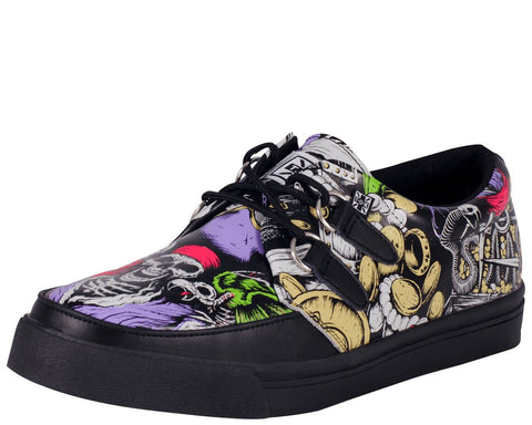 Kevin Staab Pirate 2 Ring Creeper Sneaker - T.U.K.