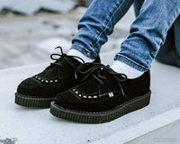 Suede Pointed Creepers