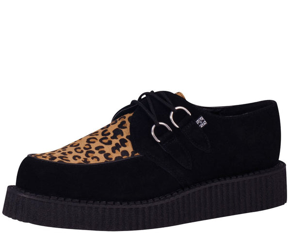 Leopard Top Creepers - T.U.K.