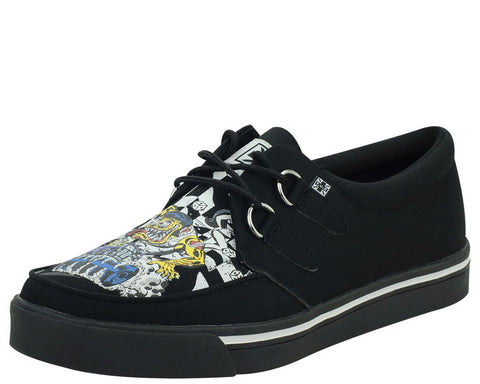 Mitch O'Connell Dragster Creeper Sneaker - FINAL SALE! - No Returns.