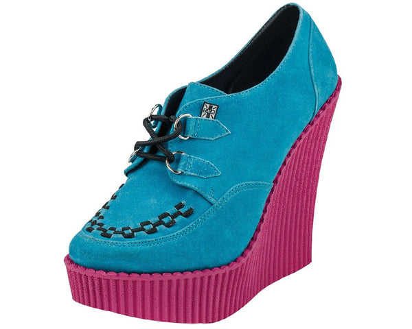 Cotton Candy Wedges - T.U.K.
