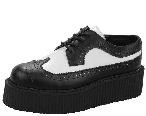 Tall Tux Wingtip Creepers