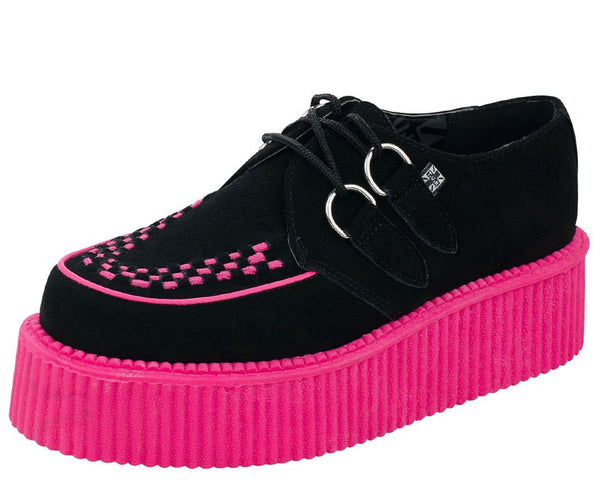 Shocking Suede Creepers - T.U.K.