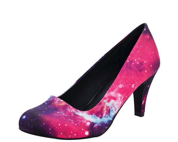 Galaxy Anti Pop Heels - T.U.K.