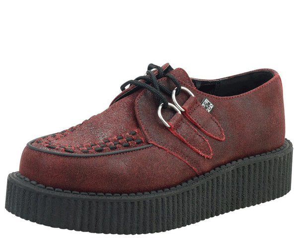 Red & Black Crackle Creeper - T.U.K.