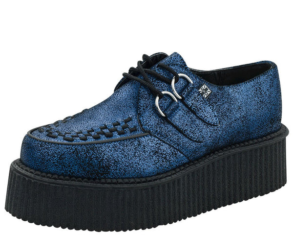 Metallic Cracked Creepers - T.U.K.