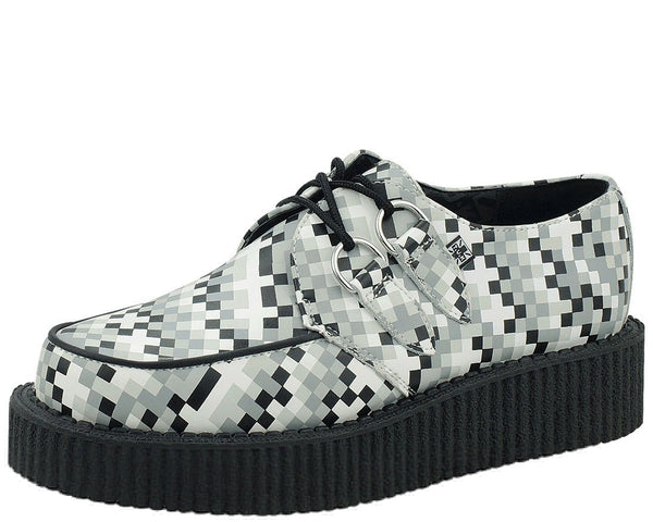 Pixel Low Round Creeper - T.U.K.