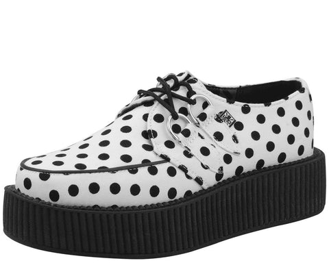 Black Dot Viva Mondo Creeper - T.U.K.