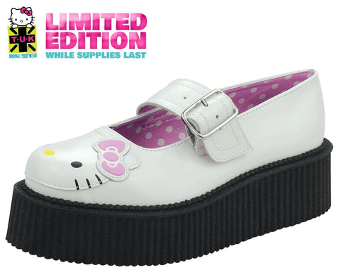 Hello Kitty Mary Janes - T.U.K.