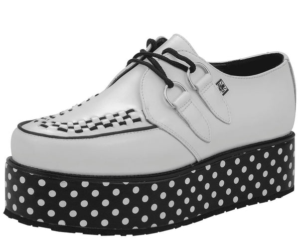 Polka dot wrapped creepers - FINAL SALE! - NO RETURNS/EXCHANGES