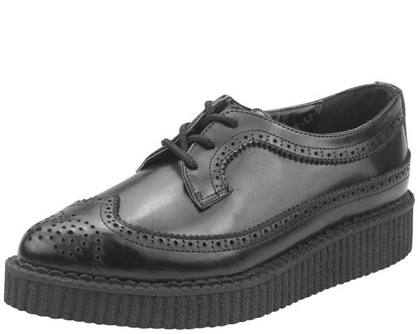 Classic Pointed Wingtip Creepers - T.U.K.