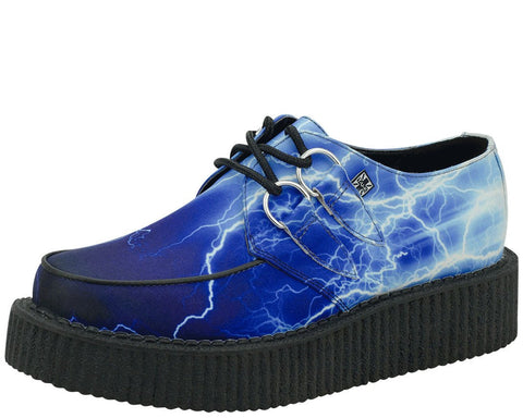 Blue Lightning Creepers. - T.U.K.