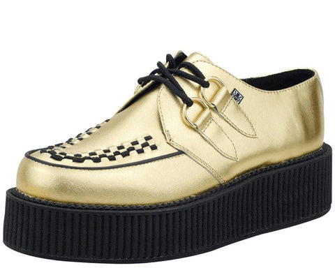 Metallic Gold Creepers