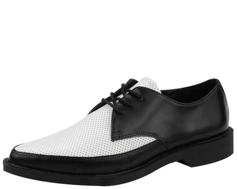 Mens B&W Jam Shoe - T.U.K.