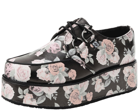 Floral Wrapped Creepers - T.U.K.