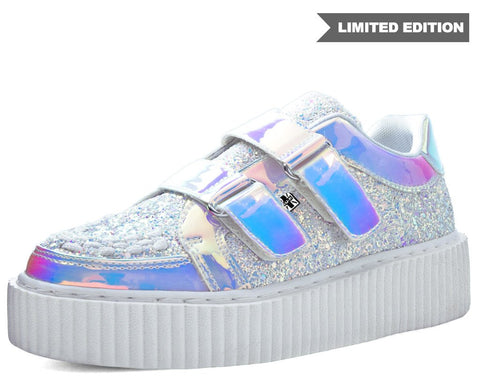 Iridescent Double Velcro Casbah Creeper