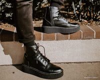 Black TUKskin™ Casbah Boot
