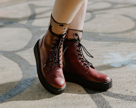 Red TUKskin™ Casbah Boot