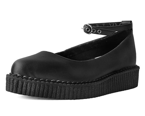 Black TUKskin™ Ballet Creeper