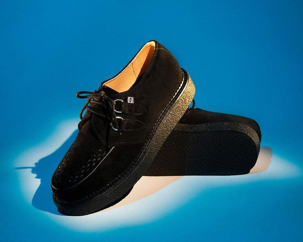 Black Suede Original Creeper