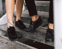 Black TUKskin™ Viva II Low Creeper