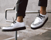 White TUKskin™ Viva II Low Creeper