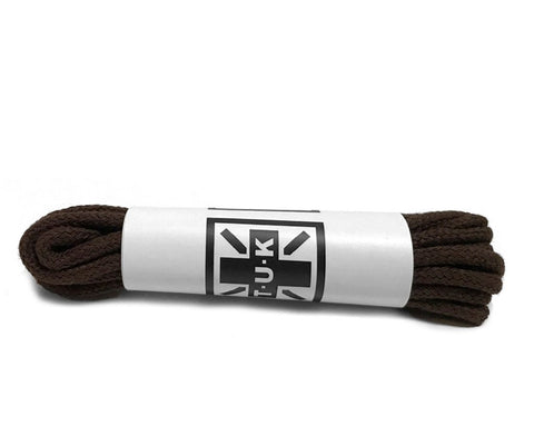 100 CM Brown Round Laces