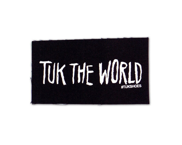 TUK The World Patch