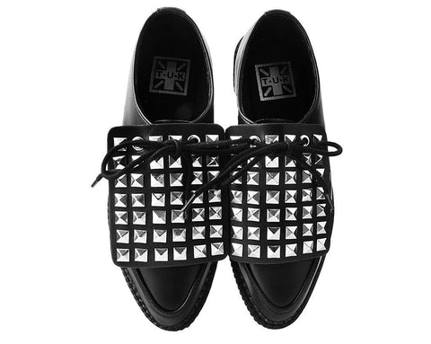 Pyramid Studded Shoe Apron